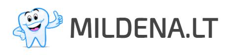 Mildena.lt Logo